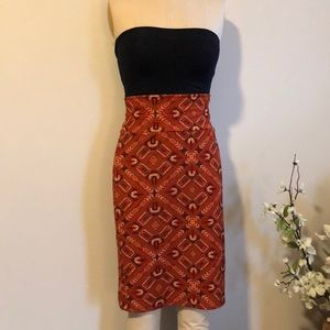 Brand New LulaRoe Cassie High waist Skirt!